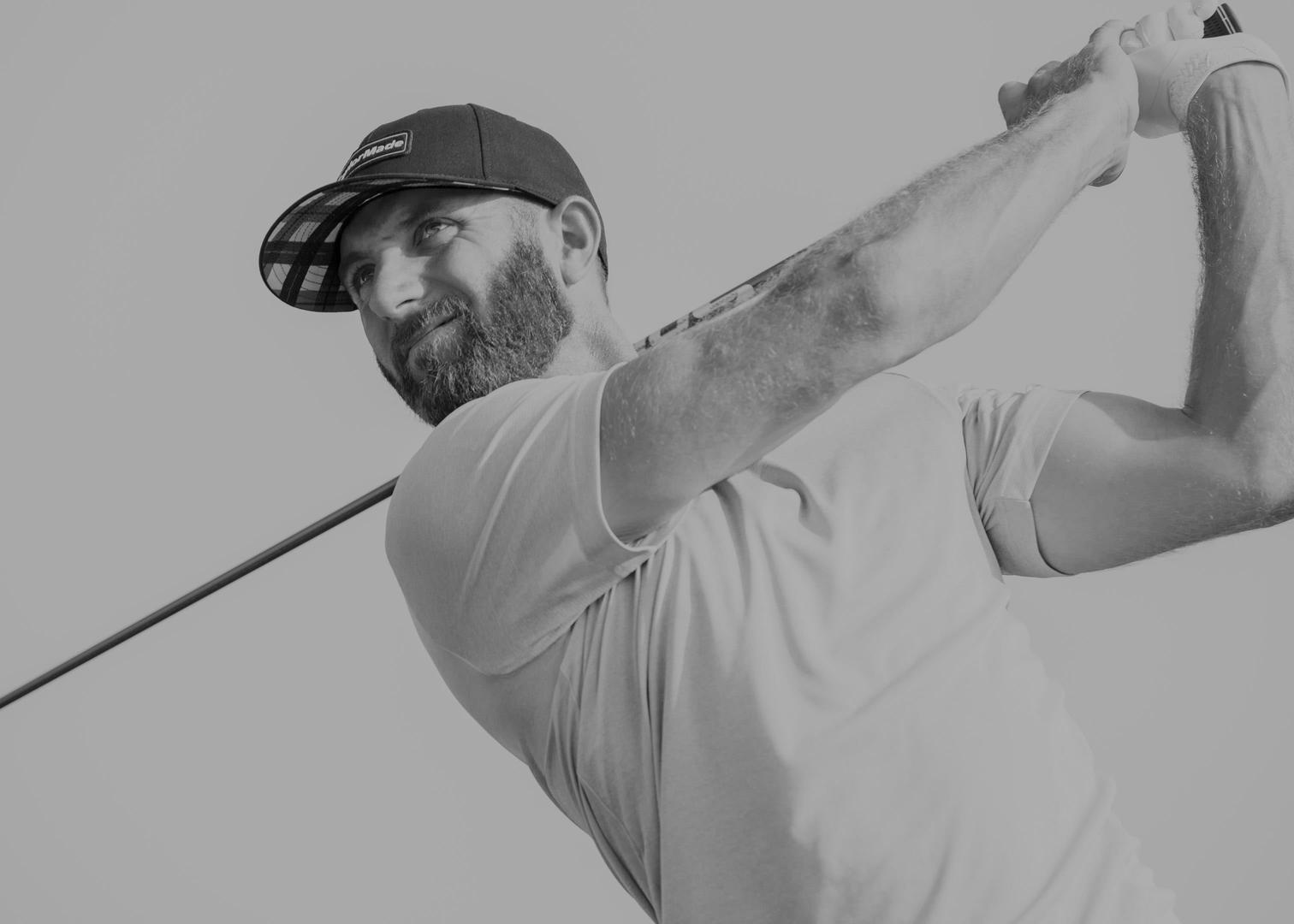 <p><strong>5.</strong> <em>Adidas Golf: Dustin Johnson</em></p>