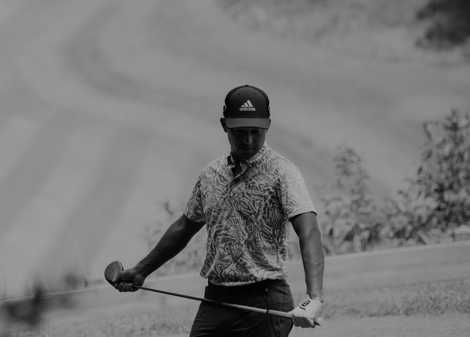 <p><strong>5. </strong><em>Adidas Golf: Xander Schaufelle</em></p>