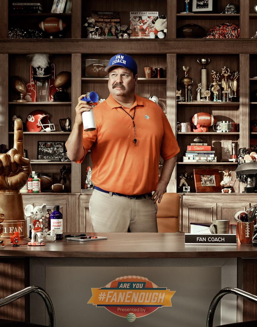 <p><strong>4.</strong> <em>Eric Stonestreet AT&T for BBDO</em></p>